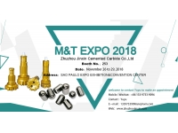 The New Date Of M&T EXPO 2018 is Confirmed