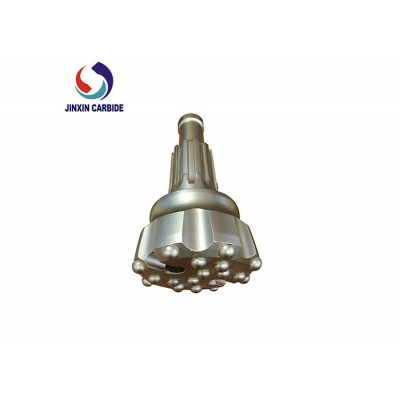 Low Air Pressure DTH Drill Bit GQL50 Water Well / Mine Drilling Usage