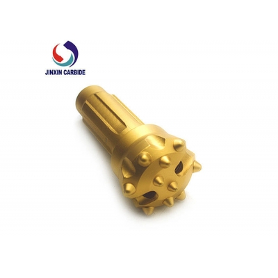 High Air Pressure DTH Drill Bit Wear Resistant With Long Service Life