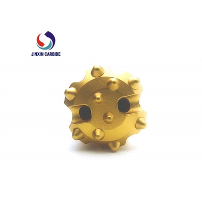 Forging Processing Rock Hammer Drill Bits , Durable Mining DTH Tools