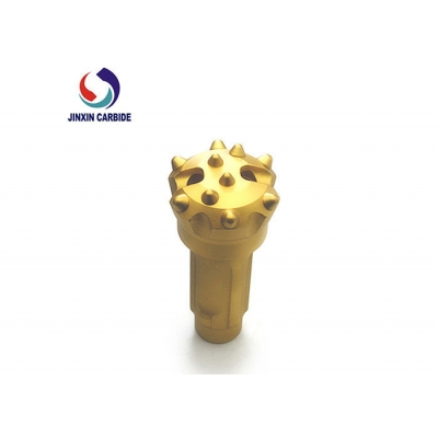 Carbide Steel DTH Drill Bit GM Series Low Air Pressure Down Hole Hammers Bits