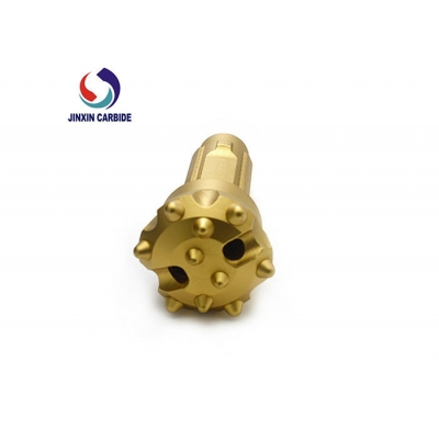GBR Series Carbide Steel Rock Drilling Tools High Performance DTH Drill Bit