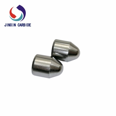 YG8/Yr10d Tungsten Cemented Carbide Buttons For Rock And Oil Drilling