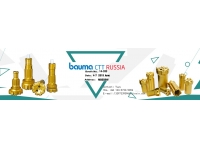 Let's Meet In Moscow At Bauma CTT RUSSIA 2019