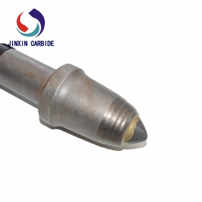 Bullet Teeth For Rock Augers Roadheader Picks For Coal Cutting Cutting Tools For Roadheader