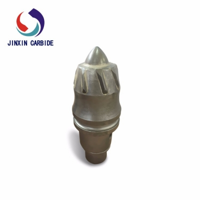 Roadheader Cutting Teeth Conical Bit Drill Bits For Rock Drilling Mining Roadheader Pick Cutter